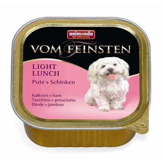 Animonda vom Feinsten Light Lunch Pute & Schinken 150g