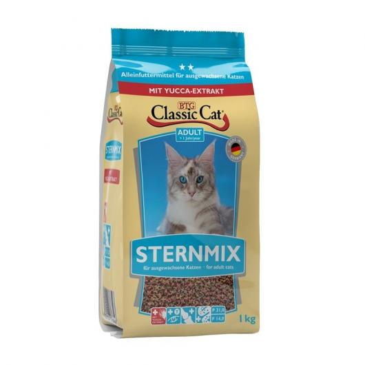 Classic Cat Sternmix mit Yucca-Extrakt 1kg