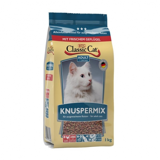 Classic Cat Knuspermix 1kg