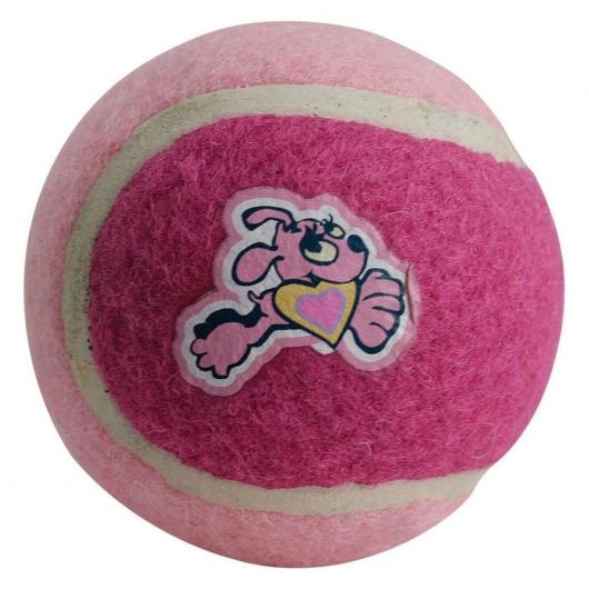 ROGZ MOLECULE Welpen-Tennisball, 4,9 cm