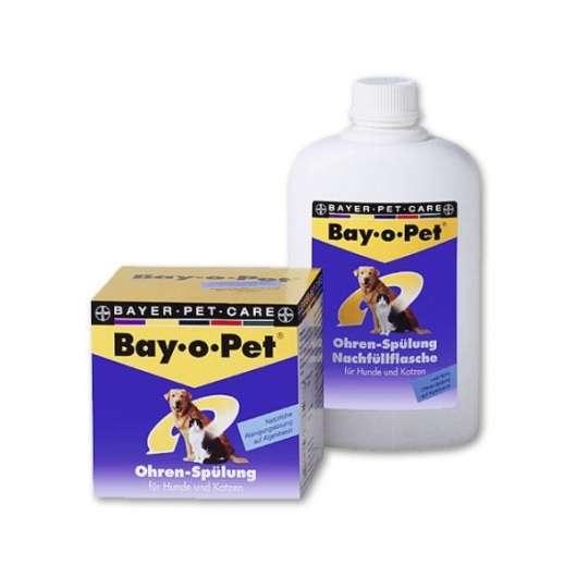 Bay-o-Pet Ohrenspühlung Nachfüllpackung 250ml