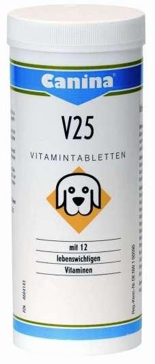 Canina Pharma V25 Vitamintabl.