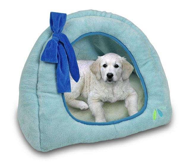 Karlie Puppy & Kitten Liegehöhle Blau